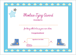 Swimming Award Certificate Template Unique Examples Award