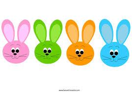 Resultado de imagem para imagens de coelhos da pascoa