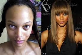 without makeup before and after daily see stani celebrities