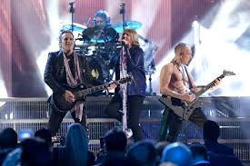 Barclays Center Seating Chart Rock And Roll Hall Of Fame Def Leppard Close Out Rock Hall With Epic Pour Some Sugar