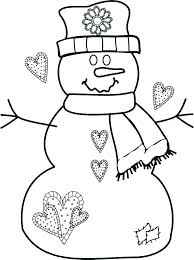 Printable Coloring Pages For Preschoolers Coloring Pages For