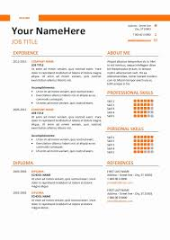 Good Resume Fonts Delectable Font And Size For Resume Beautiful Resume Font Size Awesome Best