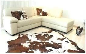 animal hide rugs large faux skin cowhide for cow real fur adelaide