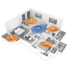 office speaker system. multiroom audio system 5 speaker package by office e