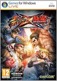 street fighter x tekken pc cd amazon co uk pc video games