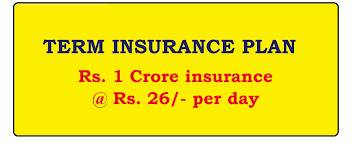 However, in the case of single term policies, the term can span between 5 to 15 years. Term Insurance Plans