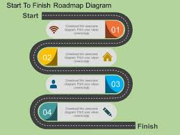 road map powerpoint template free ppt roadmap template roadmap powerpoint templates slides and