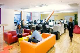 Google office munich Open Space Google Officestockholm Google Office Architecture Technology Design Camenzind Evolution Camenzindevolution Google Officestockholm Google Office Architecture