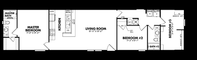 Legacy Tiny Guesthouse Model 123411FLA  View Home FloorplanLegacy Mobile Home Floor Plans