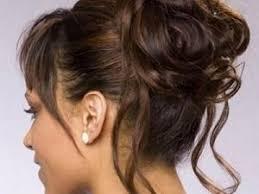 Modele Coiffure Chignon Mariage Par Madame Tata Pique