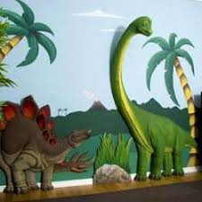 3d dinosaur wall art uk