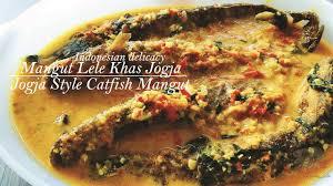 *ndas.dalam bahasa jawa berarti kepala. Jogja Style Catfish Mangut Recipe Resep Mangut Lele Khas Jogja Indonesian Food Youtube