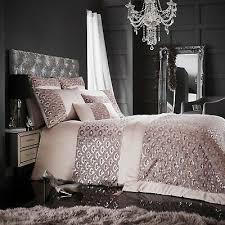 velvet sequin embroidery king duvet
