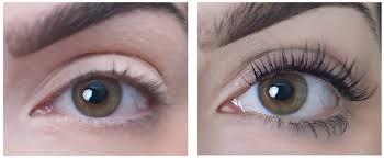 how does an eyelash perm kit work
