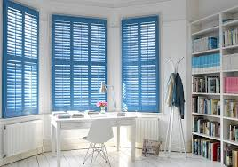 the best colour finishes for plantation shutters