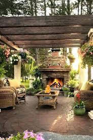 patio ideas with fireplace backyard patio ideas beautiful patio and pergola with fireplace focal point backyard