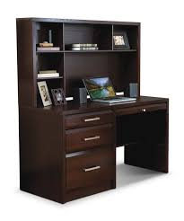 dual desk bookshelf small. Reed 2-Piece Desk - Espresso Dual Bookshelf Small S