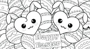 Easter Colouring Pages To Print Coloring Page Happy Coloring Pages