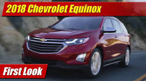 Resultado de imagen para Chevrolet Equinox 2018