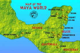infographics, maps, music and more mayan civilization Mayan Cities Map Mayan Cities Map #21 mayan city map