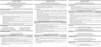 Federal Ses Resume Templates Elegant Ses Resume Examples Federal
