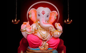 click on the image to see full size and then right click to download on ganesh 3d wall art with high definition wallpapers of lord ganesha for your pc