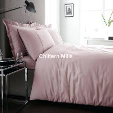 dusky pink king size duvet cover 300 thread count sateen dusky pink duvet cover set dusty