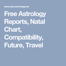 Free Compatibility Chart 49 Valid Astrology Birthday Chart Compatibility