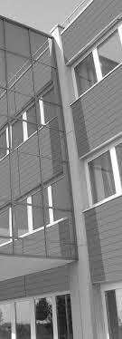 Fassadenprofile Montagevorschrift Structura