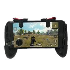 Universal <b>mobile game controller</b> phone grip with joystick / fire ...