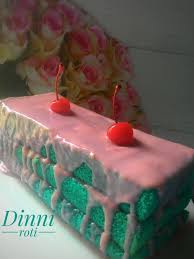 Blue Velvet Cake Ncc By Dinni Roti Event Online Ncc Resep Anti Gagal