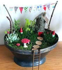 diy fairy garden house fairy garden furniture magical fairy garden ideas you your kids will love