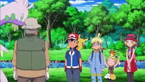 Pokemon XY Season 18 Ep 33 Kalos Quest (Page 1) - Line.17QQ.com