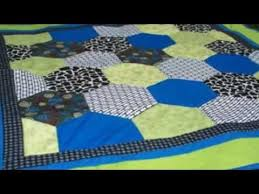 Free Easy Quilt Patterns Extraordinary Hexagon Quil Pattern Free Download Easy Quilt Patterns Free Download