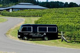 Rose Limosine Black Rose Limousine Cruise Napier I Site Visitor Centre