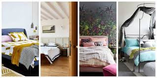 Magnificient farmhouse master bedroom decor design ideas Bed Take Look At These Beautiful Bedrooms With Stylish Colour And Pattern Combinations Gorgeous Furniture Ideas And Clever Finishing Touches House Beautiful 40 Beautiful Bedroom Decorating Ideas Modern Bedroom Ideas