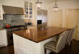 baby nursery personable white cabinets wood countertop natural kitchen colors dark countertops cost full