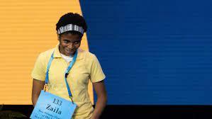 Is Spelling Champ Zaila Avant-garde the ...