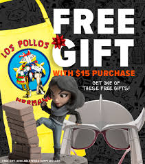 free gift with 15 purchase get one of these free gifts