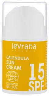 Levrana Календула, <b>матирующий крем для лица</b> SPF15 — купить ...