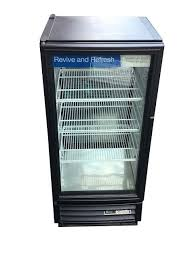 details about true gdm 10 10 cu ft commercial refrigerator with led double sided glass doors