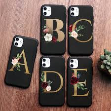 PUNQZY <b>26 English letters</b> Soft TPU Case For iPhone 11 PRO MAX ...