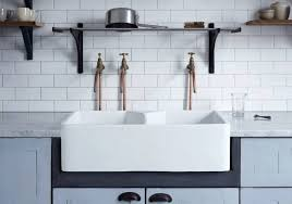the burning question for people like us who spend an inordinate amount of time thinking about kitchen sinks is the double bowl sink still relevant