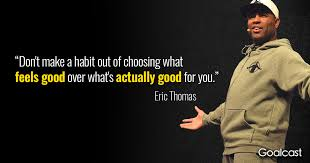 Eric Thomas Quotes Inspiration 48 Eric Thomas Quotes To Make You Strive Towards Your Goals
