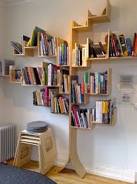 Tree Bookshelf Idea