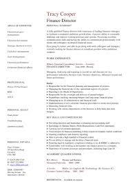 Finance Resume Templates Best of 24 Best Finance Resume Sample Templates Wisestep Finance Resume