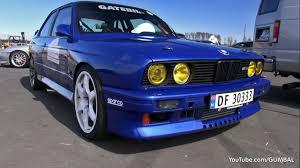 1100HP BMW E30 M3 w/ Toyota Supra Engine! - YouTube