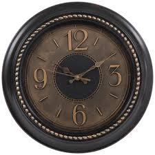brown tortoise round wall clock hobby