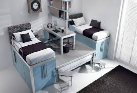 bedroom cool twin bedroom designs for kids with space minimization ...