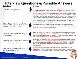 How To Answer Interview Questions About Strengths And Weaknesses Any